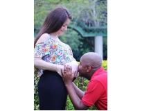 book de grávidas na Vila Yara