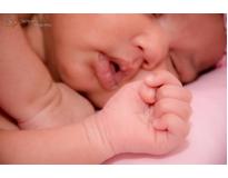 book de recém-nascido