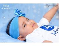 ensaio fotográfico do primeiro ano do bebê preço em Indianópolis