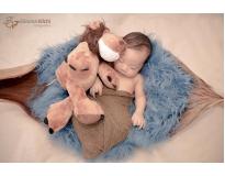 ensaio fotográfico newborn preço na Água Branca