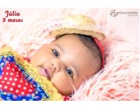 ensaios fotográficos do primeiro ano do bebê em Cerqueira César