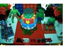 foto de festa infantil no Itaim Bibi