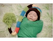 fotógrafas de bebês Vila Lobos