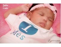 onde encontrar ensaio fotográfico de acompanhamento 1 ano do bebê em Pinheiros