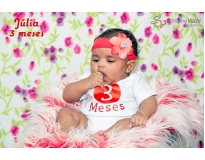 orçamento de ensaio fotográfico mensal do bebê em São Domingos