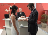 orçamento de fotógrafa de casamento civil em Perdizes